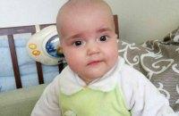 8-месячному ребенку требуется срочная помощь в сборе средств на лечение
