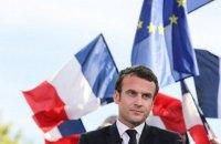 Макрон переміг на виборах президента Франції