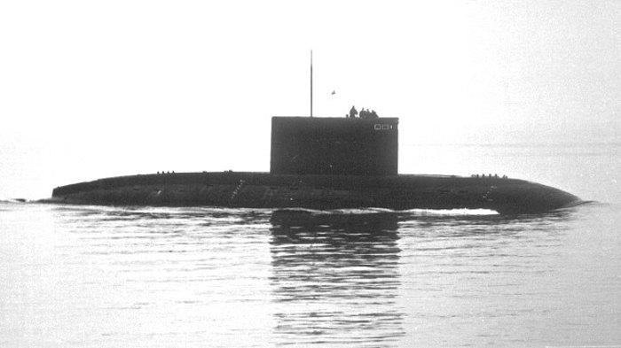 13 березня 1992 р. особовий склад підводного човна Б-871 склав присягу на вірність народу України.