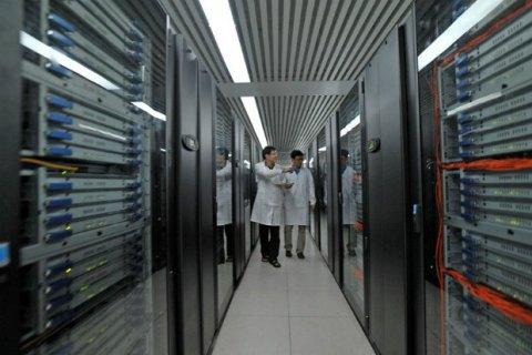 Через вибух у Тяньцзині Китай відключив суперкомп'ютер Tianhe-1A