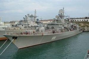 Украинский фрегат присоединился к антипиратской операции ЕС у берегов Сомали