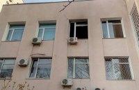 Кабинет судьи по делу российских ГРУшников подожгли коктейлем Молотова
