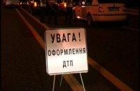 На Прикарпатье судья попал в аварию