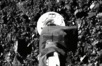 Космический аппарат NASA рассыпал часть грунта с астероида за 333 млн км от Земли