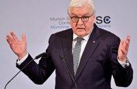 Президент Німеччини спростував чутки про скасування безвізу для України