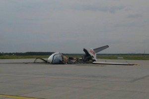 Гелетей допускает, что Ан-26 сбили с территории России