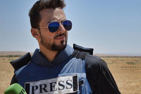 Сирийский корреспондент RT умер при обстреле террористов