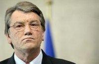 Ющенко решил остаться в политике