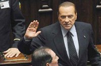 В Италии посадили трех соратников Берлускони