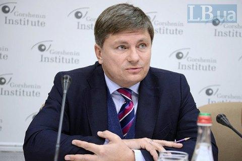 """Голова фракції БПП в Раді прийшов на з'їзд """"Народного фронту"""""""