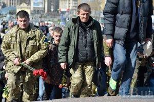 В Германии умер раненый украинский военный