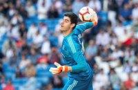 """У Лунина появился шанс остаться в """"Реале"""" – основной голкипер получил травму"""