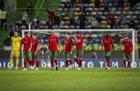 При отсутствии Роналду Португалия не заметила Швецию в матче Лиги наций