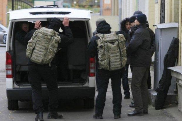 Снайперы после работы