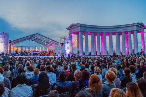 На фестивалі Odessa Classics вдруге пройде програма New Ukrainian Soundscapes
