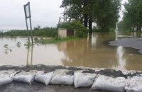 На Закарпатье в подтопленном селе утонул ребенок (обновлено)