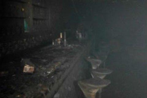 ДСНС назвала основну причину пожежі в нічному клубі Львова
