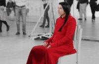 На Марину Абрамович напали на власній виставці у Флоренції