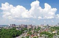 У понеділок у Києві опадів не прогнозують