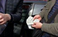 По подозрению в получении взятки в Ужгороде задержали следователя полиции