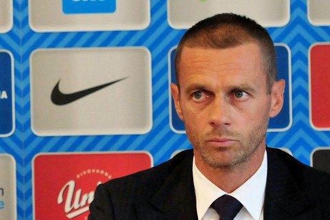 Президент УЄФА не виключив, що у деяких країн можуть відібрати Євро-2020