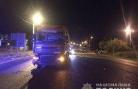 У Харкові вантажівка збила двох дітей, вони госпіталізовані з тяжкими травмами