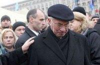 Одесская трасса довела Азарова до слез