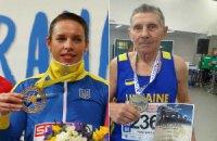 80-летний спортсмен стал атлетом месяца в Украине