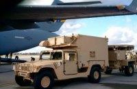 США привезли в Украину контрбатарейные радары