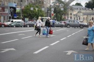 Центр Києва перекриють через олімпійців