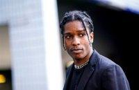 Американский рэпер A$AP Rocky получил условный срок в Швеции
