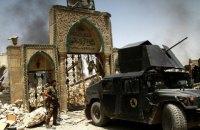 В Іраку затримали групу прихильниць ІДІЛ зі зброєю і вибухівкою