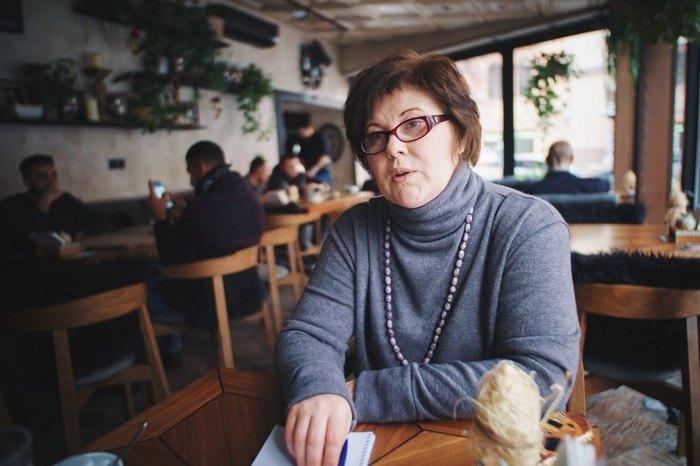 Правозахисниця Катерина Левченко