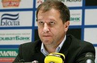 """Тренер """"Зари"""" пытался в Харькове поговорить с судьями: не надо издеваться над моей командой"""