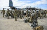 Возглавляемая США коалиция начала вывод войск из Сирии