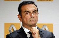 Заарештований в Японії голова Renault подав у відставку