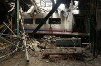 Скорость поезда, потерпевшего крушение в Нью-Джерси, вдвое превышала допустимую