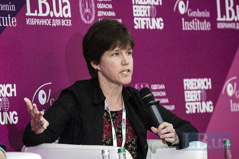 Главный научный сотрудник Немецкого института международных отношений и безопасности (Берлин) Сюзан Стюарт