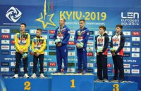 13-річний українець став призером чемпіонату Європи зі стрибків у воду