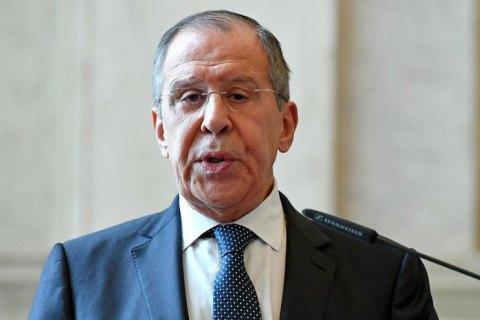 Глава МЗС РФ закликав не гнатися за сенсацією в питанні обміну ув'язнених