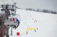 На Закарпатье на горнолыжном курорте группа молодчиков совершила нападение на посетителей и персонал