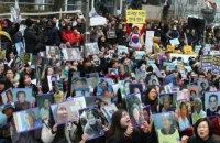 """У Південній Кореї протестували проти угоди щодо """"жінок для втіхи"""" з Японією"""