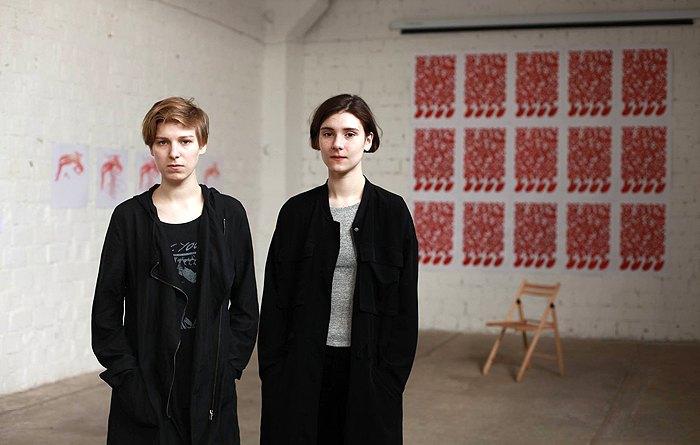 Саша Вінницька і Христина Власенко