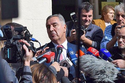 Міло Джукановича обрано президентом Чорногорії