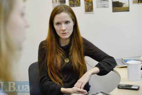 Россия запретила въезд адвокату активистов Евромайдана Закревской до 2020 года