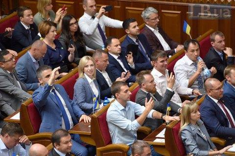 Рада продовжила закон про фінансову реструктуризацію на три роки