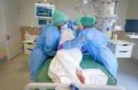 В Украине третий день подряд суточная смертность от ковида побила рекорд