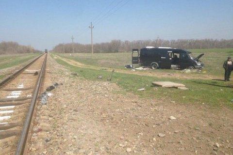 У Слідкомі РФ уточнили число загиблих під час зіткнення маршрутки з електричкою в Криму