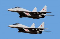 Словакия отсрочила замену истребителей МиГ-29 производства России