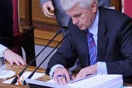 Литвин: отменить политреформу проблематично